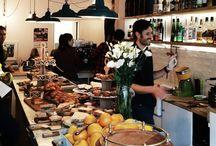 Coffee shops - Cafe