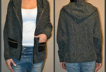 Bunda / Štýlová bunda