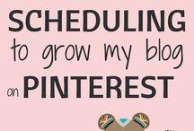 Tailwind & Pinterest advice
