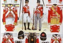 Uniformes Napoleonicos