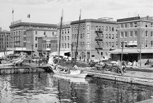 City of Baltimore, Maryland / Vintage and Iconic imagery of Baltimore Maryland