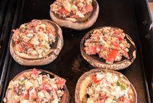 Grill BBQ / Bilder vom Grillen und vom BBQ