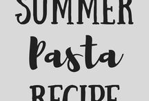Summer~ Recipes