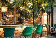 Eclectic restaurants