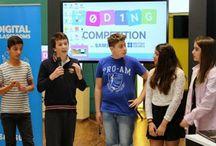 Παιδιά που μαθαίνουν να γράφουν κώδικα επιβραβεύει η Samsung στην Ελλάδα