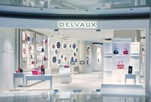Delvaux Shanghai Plaza 66 boutique - China / The #Delvaux #Shanghai #boutique at Plaza66 / Shop B129, 1266 Nanjing West Road, Jing'an.  #恒隆广场 #上海