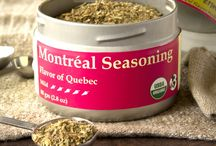 TTS Co. - Montreal Seasoning / Montréal Seasoning is our south-of-the-northern-border take on the classic steak rub of the French-Canadian capital.  Black and white peppercorns are ground with herbs and salts to create a blend that can tolerate high heat cooking of a hot grill or pan.  It is perfect for use as a finishing spice or condiment at the table.  Added to soups, stews and sauces, it brings a full and warming flavor that creates a sense of balance and body.