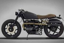 The Beauty of BMW Motorbikes