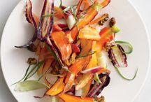 Veggies / Creative ways to get in those veggies!