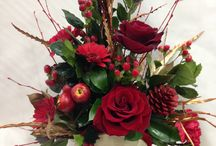 Festive Flowers! / Our blooms and designs of the festive and celebratory variety.