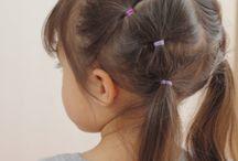 Toddler hairstyle