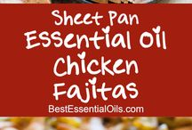 Best Essential Oil Food Recipes / Find all the best essential oil food recipes and learn how to cook with essential oils.