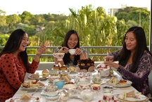 Tea Cultures  / Different tea cultures and ceremonies from around the world / by May King Tsang