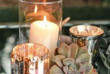 Floral Beauties / Candles that bring the beauty of fresh flowers inside your home, rain or shine.