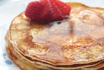 Breakfast - Pancakes