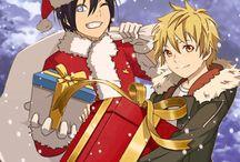 navidad anime