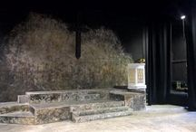 Production Design & Realisation / Our Northbrook College Sussex students design and construct sets for Northbrook Theatre & other venues