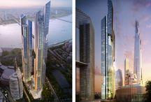 Neboderi / Skyscrapers