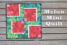 Tutorials to Try / Easy sewing and quilting tutorials featuring our favorite fabrics!