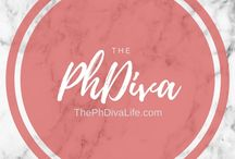 The PhDiva / A collection of the most liked and read posts from The PhDiva, a lifestyle blog for successful and stylish women.