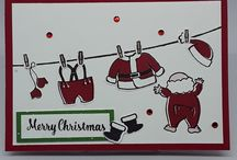 Cards Christmas Stampin Up