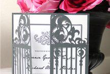 Wedding invitations and Stationary