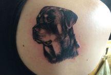 Tattoo by leonard radu