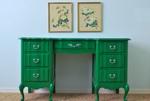 painted furniture / by Ruth Cheney