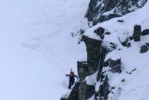 Kurs skialpinizmu / Kurs skialpinizmu, skialpinizm, szkolenie, kurs, szkolenie zimoowe, turystyka zimowa, wspinaczka lodowa, wspinaczka zimowa, turystyka, góry, alpy, tatry, góry wysokie, skitouring, skitury, tury, sławomir bączek, cumbre, cumbre.pl