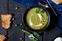 Soups / Delicious soups for all season