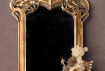 Mirrors / repousse