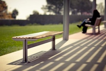 benches / tables / chairs