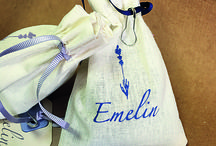 Hang Tags with lavender