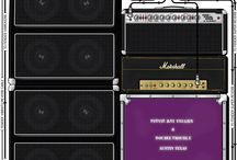 Amplifier / Amplificatori x chitarra