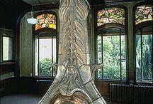 Projet art Nouveau