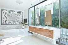 Banheiros - casas