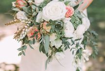 Wedding Flowers + Decor