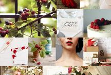 color boards yum / by Valley Flora