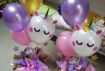 Fiesta Unicornios <3
