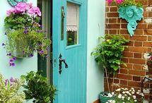 Portes et Πόρτες...