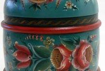 Fantastic decorated objects