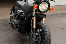 Gold Wing Cafe Racer