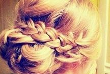 Bridesmaid hair options