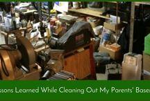 Getting rid of stuff