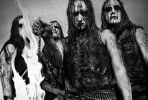 METALHEAD/ BAND/ 666/ BLACK/DEATH METAL