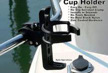 kåppholder til båt