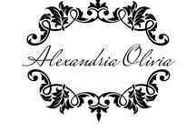 ALEXANDRIA OLIVIA / www.alexandriaolivia.com  ***   www.facebook.com/Alexandria-Olivia-124095224322311