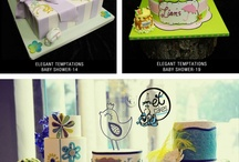 Baby Shower Cake Designs / Baby Shower Cake Designs / by Modern Baby Shower Ideas