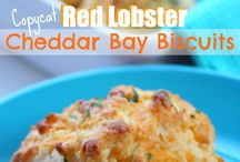 red lobster cheddar bay biscuits / biscuits