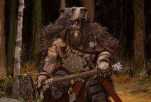 Barbarian - Male